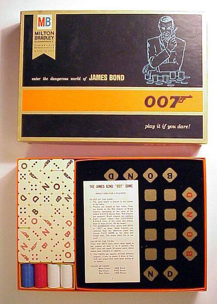 007 Brettspill