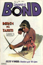 James Bond nr. 1 - 1986