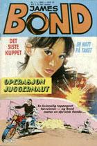 James Bond nr. 2 - 1985