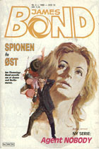 James Bond nr. 2 - 1986