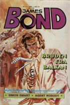 James Bond nr. 3 - 1986