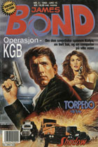 James Bond nr. 3 - 1992