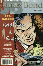 James Bond nr. 4 - 2001