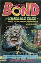James Bond nr. 4 - 1986