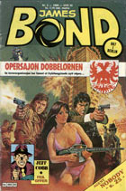 James Bond nr. 5 - 1986