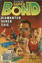James Bond nr. 5 - 1990