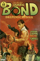 James Bond nr. 6 - 1987