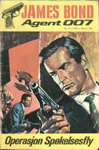 James Bond nr. 10 - 1969