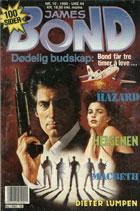 James Bond nr. 10 - 1990