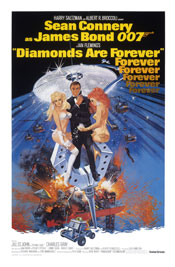 Diamonds Are Forever-poster