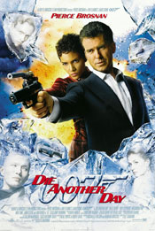 Die Another Day-poster