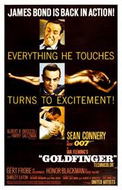 Goldfinger-poster