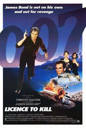 Licence To Kill-poster
