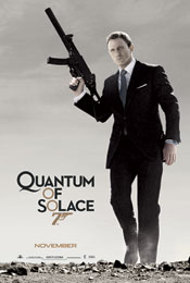 Quantum Of Solace-poster