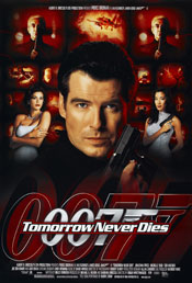 Tomorrow Never Dies-poster