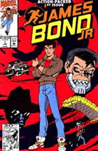 James Bond Jr 1