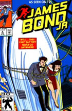 James Bond Jr 2