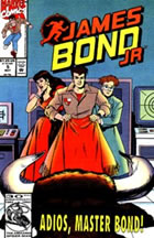 James Bond Jr 5