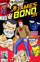 James Bond Jr 12