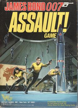 James Bond - Assault! Game