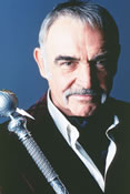 Sean Connery som Sir August de Wynter i The Avengers