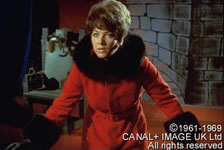Linda Thorson som Tara King
