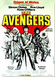 The Avengers teater