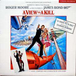 A View To A Kill soundtrack