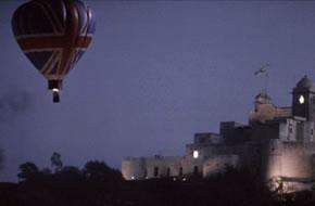 Qs varmluftsballong