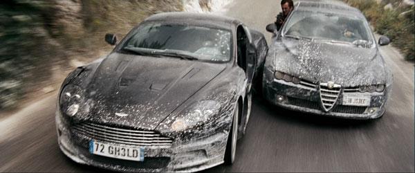 Aston Martin Alfa Romeo