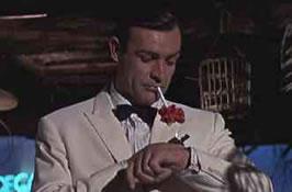 James Bond, spilt av Sean Connery