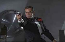 Connery tilbake som Bond