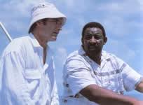 Bond og Sharkey