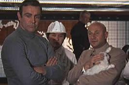 Bond og Blofeld