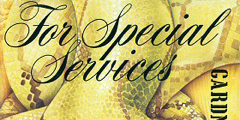 For Special Services (I spesialoppdrag) (1982)