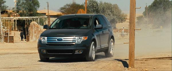 Ford Edge Hydrogen
