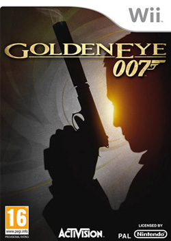 James Bond - GoldenEye 007