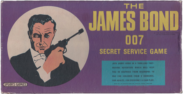 The James Bond 007 Game