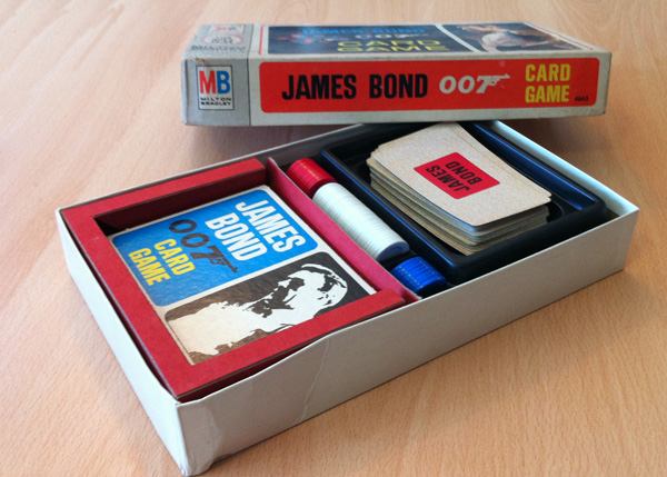 James Bond 007 Card Game
