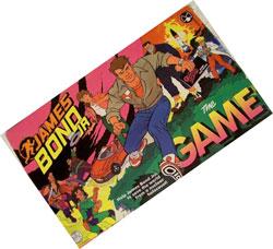James Bond jr. - The Game