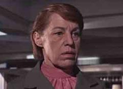 Rosa Klebb, spilt av Lotte Lenya