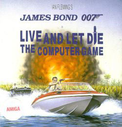 James Bond - Live And Let Die