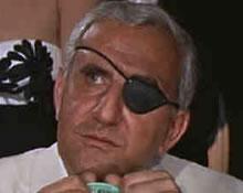 Emilio Largo, spilt av Adolfo Geli