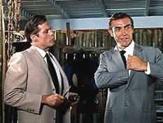 Felix Leiter og James Bond