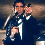 Timothy Dalton som James Bond i Licence To Kill (1989)
