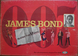 James Bond - Message From M