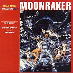 Moonraker soundtrack