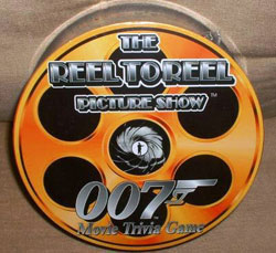 The Reel to Reel Picture Show - 007 Movie Trivia Game