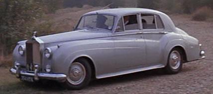Rolls Royce 1962
