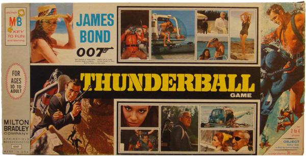 James Bond - Thunderball